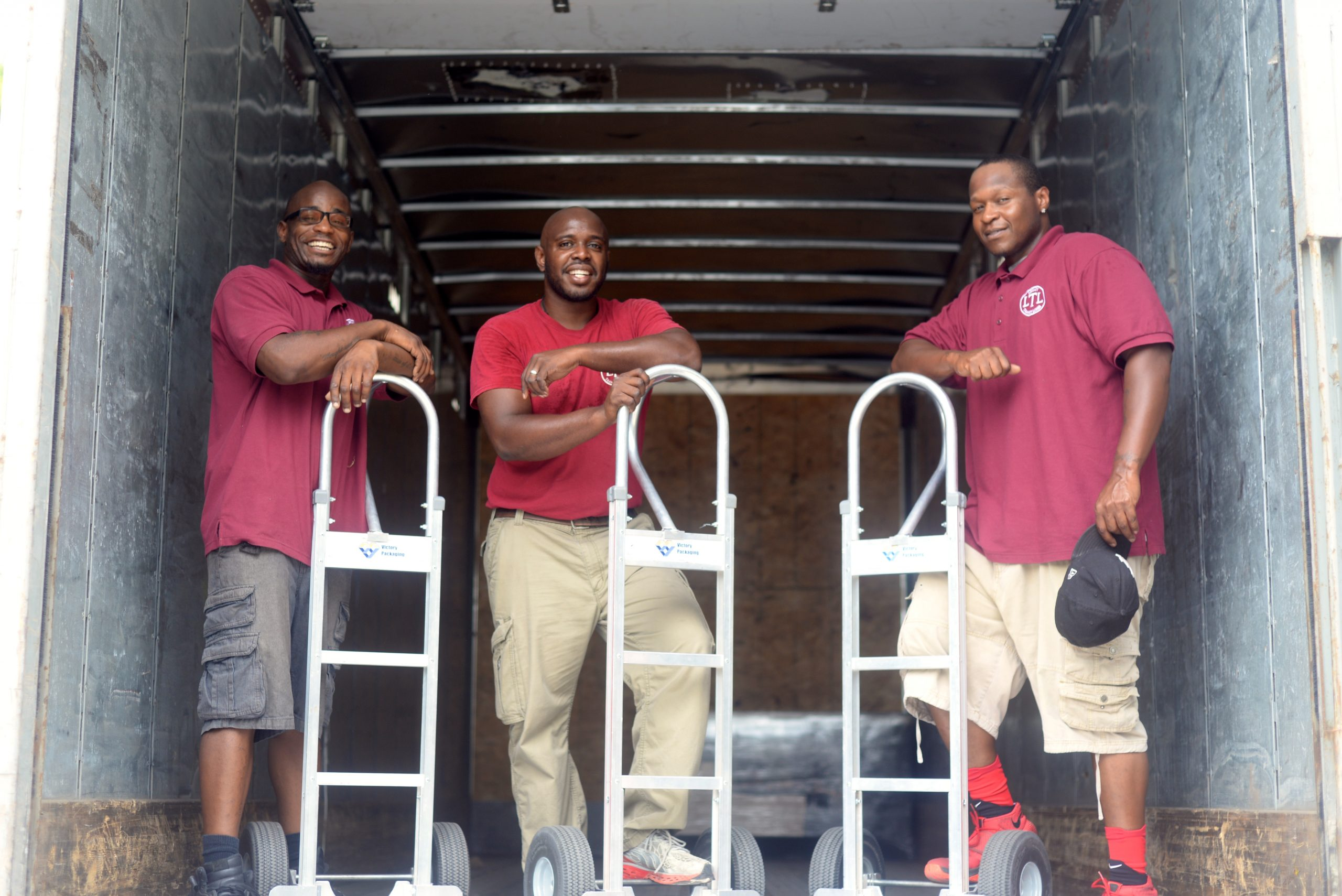 Professional Fayettevile movers